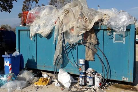 studio di impatto ambientale - recupero rifiuti